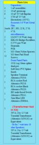Kit 3.5Watt Amplifier Basic Boards