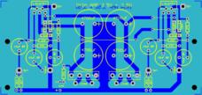 PCB 3.5Watt Audio Amplifier